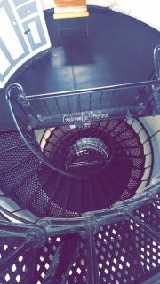 Spiral Staircase, St. Augustine, FL
